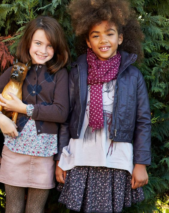Benetton kids fall winter 2012