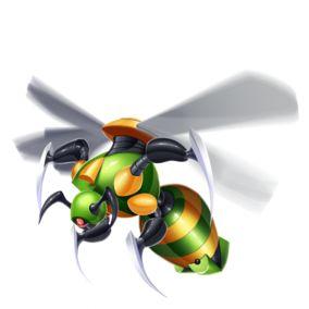 Beesting - Big Hero 6 Bot Fight Wiki - Wikia