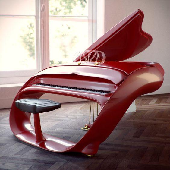 Schimmel Pegasus Grand Piano http://avaxnews.net/wow/schimmel_pegasus_grand_piano.html