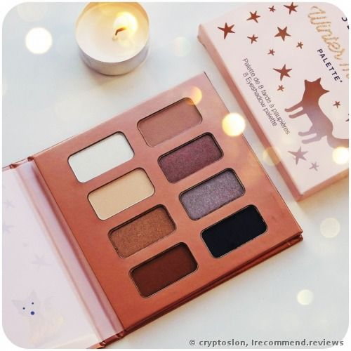 Winter Eyes Eyeshadow Palette by Sephora Collection #15