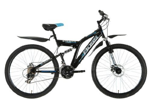 Boss Stealth 26 Inch Mens With Images Dual Suspension Mountain