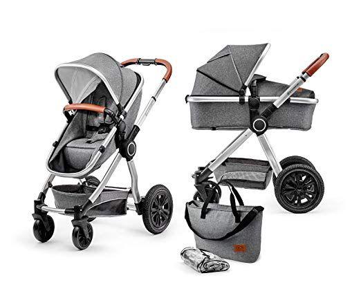 Kinderkraft Kinderwagen Baby Kombikinderwagen Veo 2in1 Kinderwagenset Sportwagen Buggy Und Tragewanne In Ei Kombikinderwagen Kinderwagen Kinder Wagen
