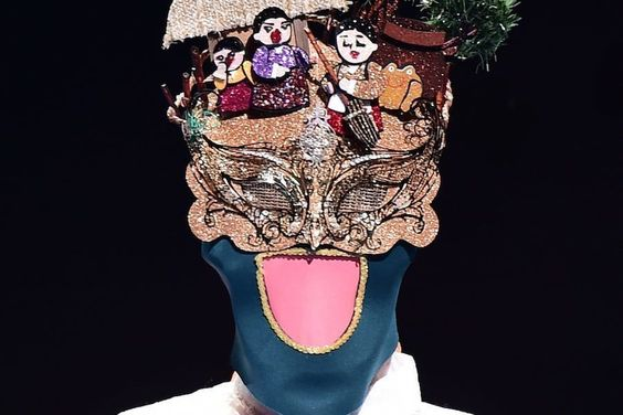 """Girl Group Vocalist Captivates With Her Sweet Voice On """"The King Of Mask Singer"""""""