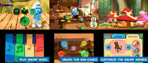 Conoce el nuevo juego de los Pitufos - http://webadictos.com/2015/09/11/nuevo-juego-de-los-pitufos/?utm_source=PN&utm_medium=Pinterest&utm_campaign=PN%2Bposts