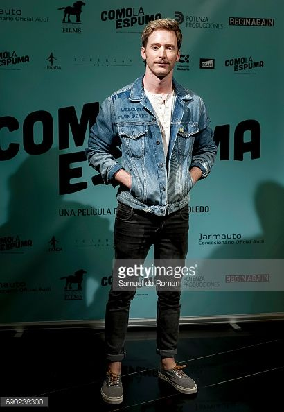 http://www.gettyimages.es/license/690238300 Pablo Rivero attends 'Como La Espuma' Madrid Photocall on May 30, 2017 in Madrid, Spain.