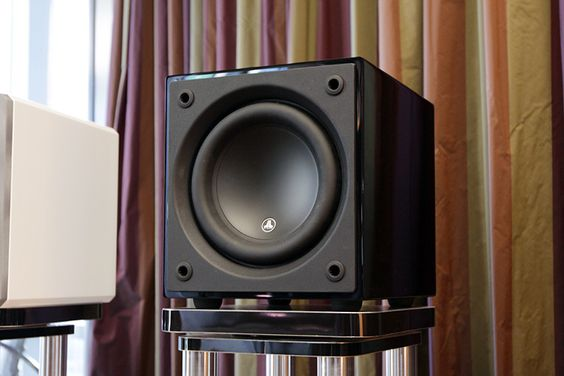 JL Audio Dominion d110 sub