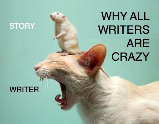 Картинки по запросу crazy writer