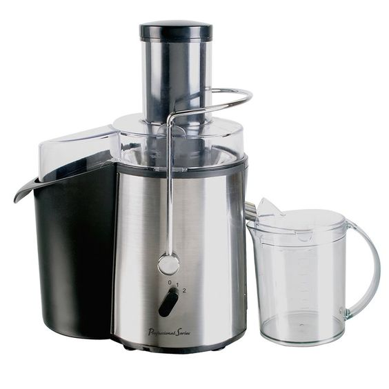 Have to have it. Continental Electrics CTLPS75851 Professional Series 700W Juice Extractor $58.98