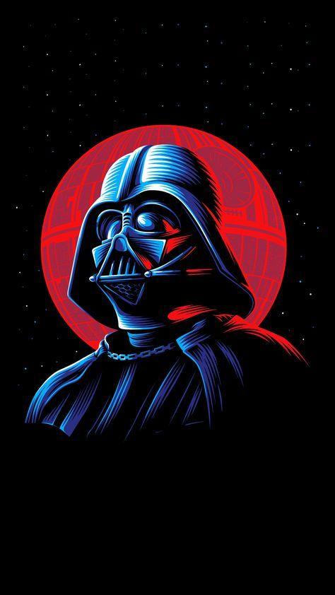 30 Super Ideas For Dark Wallpaper Iphone Stars Darth Vader Star Wars Background Star Wars Wallpaper Star Wars Painting