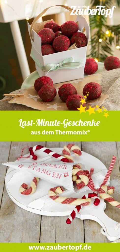 Last-Minute-Geschenke aus dem Thermomix® – Rezepte und Ideen ...