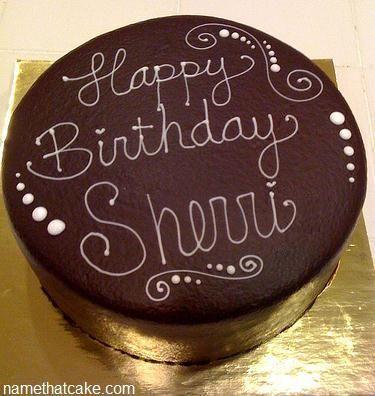 Cake Images For Yogesh : happy birthday Sherri cake Kid s Pinterest Birthdays ...