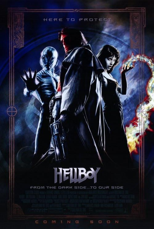 Pin On Ver Hellboy 2 0 1 9 Pelicula Co M P L E T A En Español L A T I N O Online