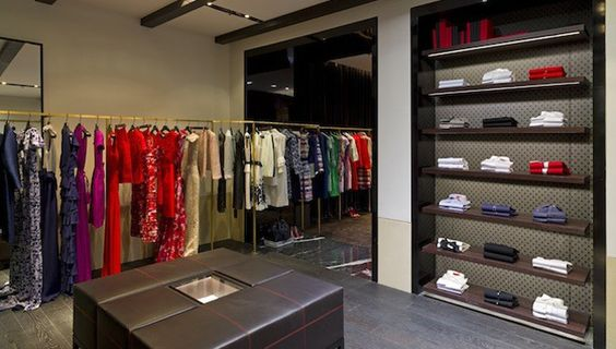 Tienda de Carolina Herrera en Rodeo Drive, Beverly Hills