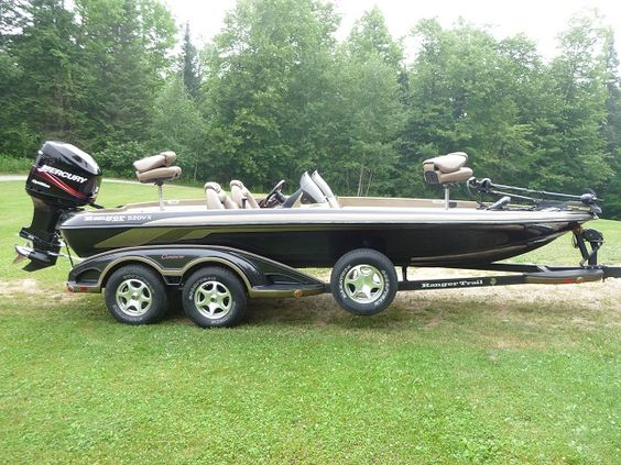 New ranger boats for sale ranger boats for sale on for Walleye fishing boats for sale