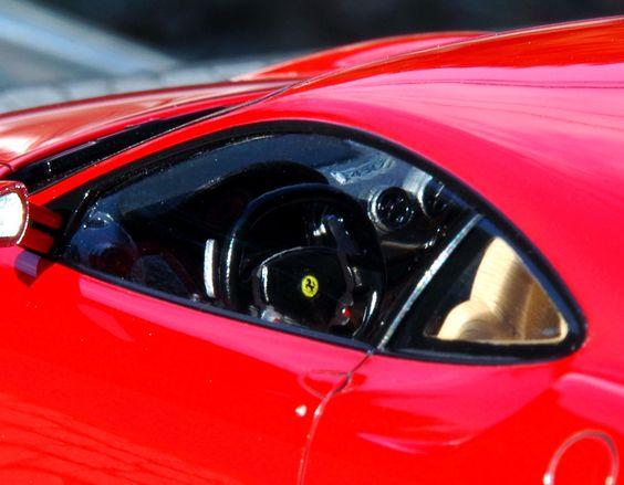 Ferrari F430 1/24 Scale Model