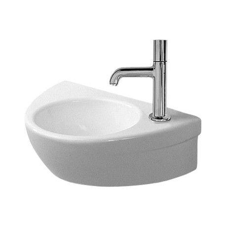 duravit starck 2 lave mains 38 starck edition 2 blanc bathroom pinterest duravit. Black Bedroom Furniture Sets. Home Design Ideas