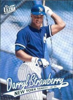 topps baseball cards darryl strawberry - Google Search