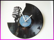 What a cool looking clock! #musiciswhatwelove #makesomethingoldnew