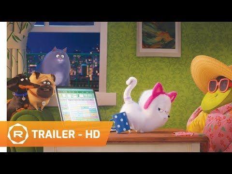 The Secret Life Of Pets 2 2019 The Gidget Trailer Regal Hd Youtube Secret Life Of Pets Secret Life Movie Trailers