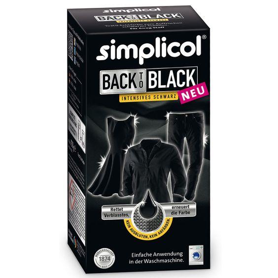 simplicol Back-to-Black