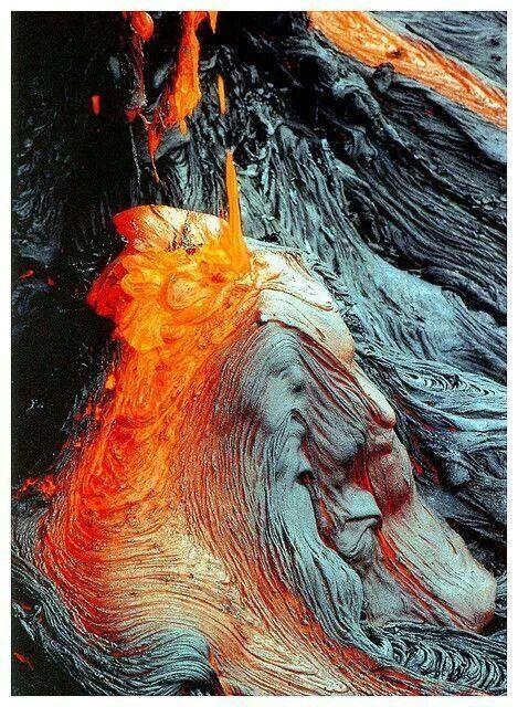 Vulcão no Havaí