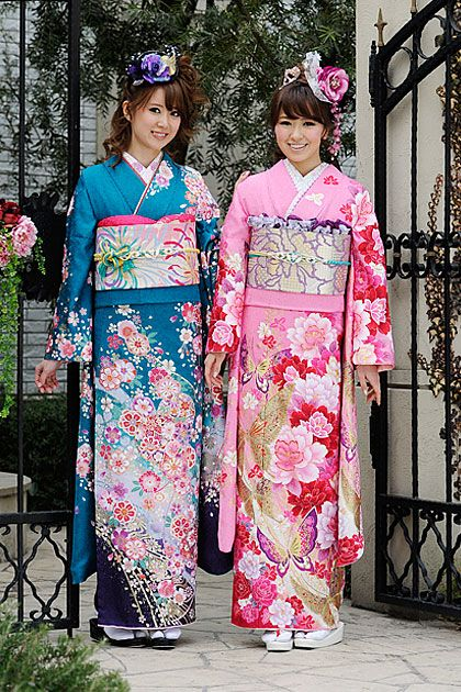 Types of japanese clothing styles