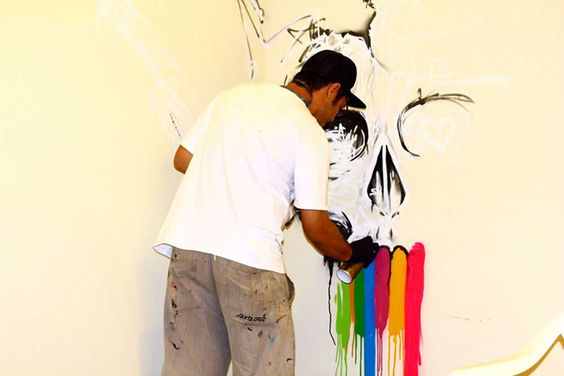 Mostra coletiva de street art