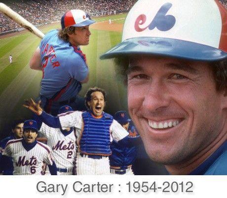 Resultado de imagem para Baseball Hall-of-Fame catcher Gary Carter