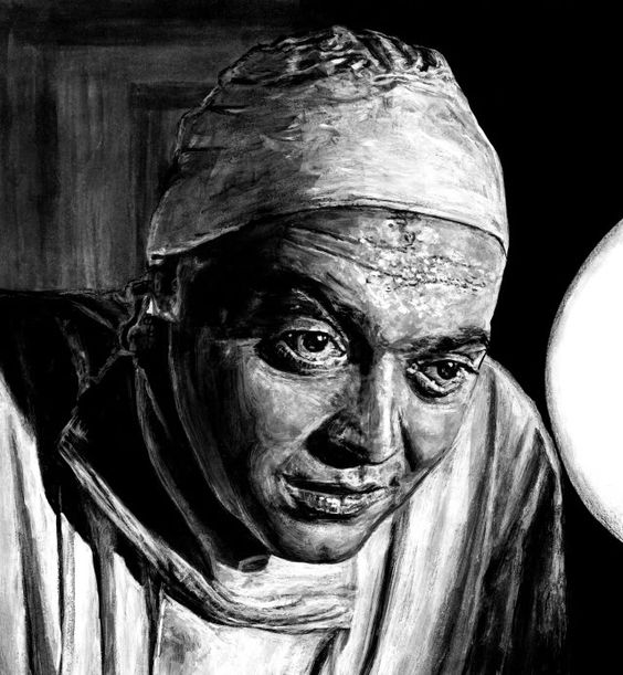 Peter Lorre as Doctor Gogol