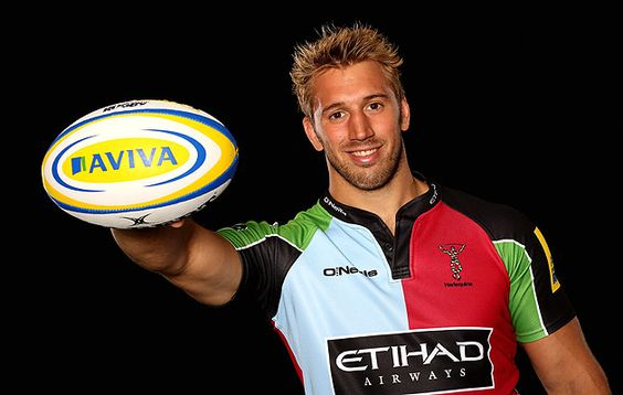 Chris Robshaw. English Rugby Player. Yes please!