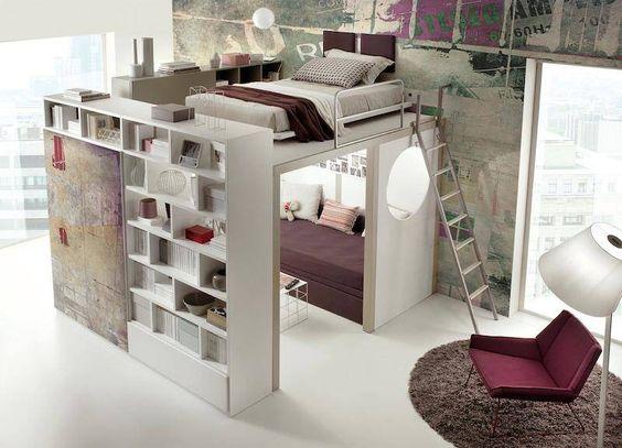 8 ideas de decoración para sacarle el máximo partido al espacio nº 5