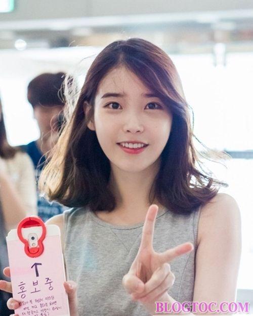 Tổng hợp những kiểu tóc xoăn ngắn chuẩn sao Hàn