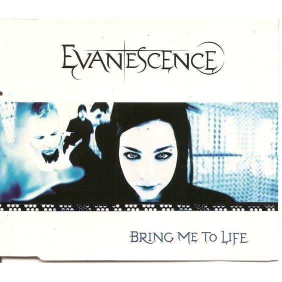 Evanescence – Bring Me to Life (single cover art)