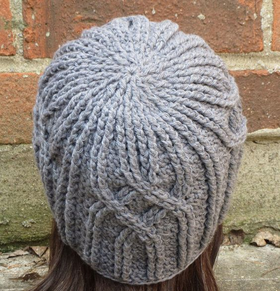 CROCHET HAT PATTERN Instant Pdf Download by AlyseCrochet on Etsy