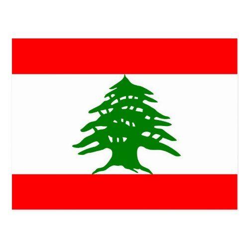 Proudly Lebanese Proud To Be Lebanese Lebanon Postcard Zazzle Com Postcard Lebanon Flag Lebanon