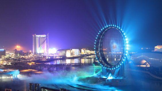 In Yeosu in Südkorea wurde die Expo 2012 eröffnet