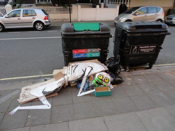 street art poubelle 06 720x540 La vie des poubelles  street art bonus art