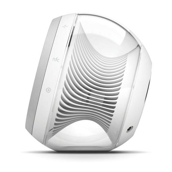 harman/kardon Nova-Speakers: Designed by Damian Mackiewicz & Cyrille Rouffiat