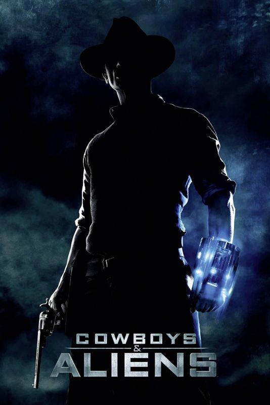 Cowboys Aliens Poster Jake Lonergan Poster Online