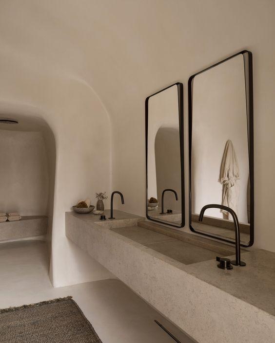 Vora Villas in Santorini - Only Deco Love