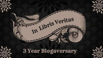 3 Year Blogaversay for In Libris Veritas! Giveaway - Mystery book box or $15 book from Book Depository (Ends July 11th)