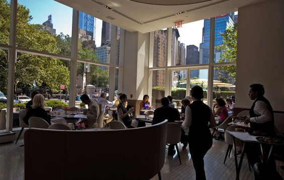 The Members Dining Room At Metropolitan Museum Of Art Overlooks Central Park Truly A Highlight Any Trip To NYC