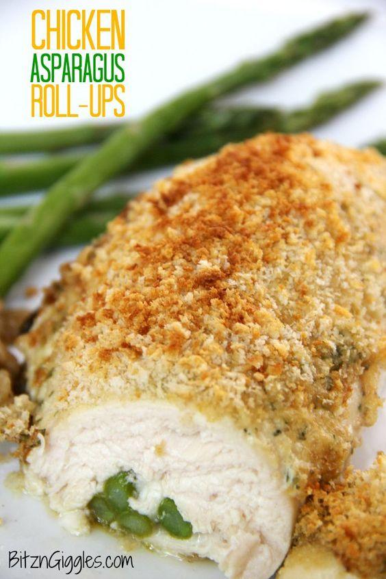 honey breadcrumb asparagus recipe yummly honey breadcrumb asparagus ...