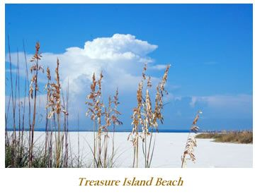 Treasure island island beach and islands on pinterest for Fishing treasure island florida