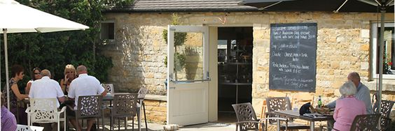 Meg Rivers Cakes Cafe, nestled in the beautiful Cotswold countryside