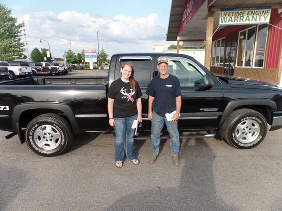 Congratulations to Michael & Bobbie on their purchase of a new Chevy Silverado! We really appreciate the opportunity to earn your business and hope you enjoy your new truck!