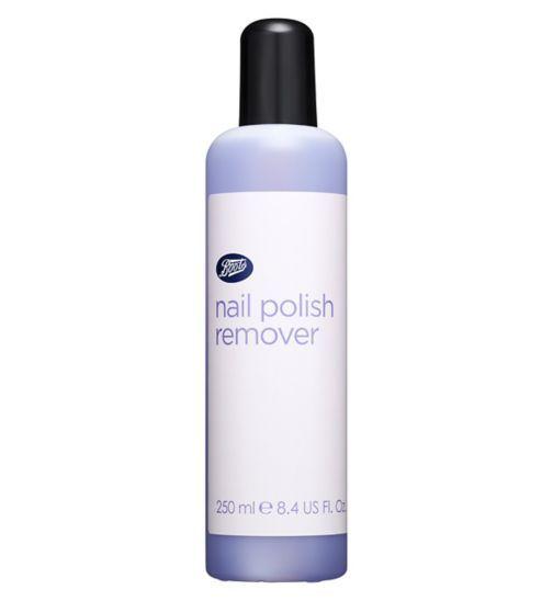 Beauty Skincare Boots Nail Polish Remover Nail Polish Nail Remover