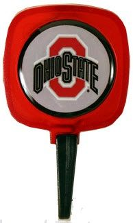 Ohio State Retractable Badge Reel - Licensed Ohio State Badge Reel