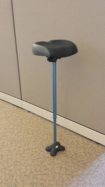Leaning Stool Human Kickstand Wobble Chair Chairs