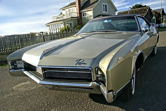 1967 Buick Riviera, Numbers Matching Click to Find out more - http://fastmusclecar.com/muscle-cars/1967-buick-riviera-numbers-matching/ COMMENT.